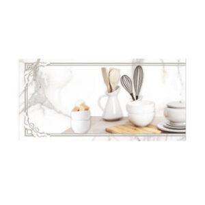 Digital Tile 300*600 Spark White Kitchen Kc A