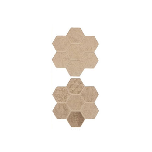 Floor Tile 400*400 Armita Beige (22E1XT4BL0H1M1)(9,1) Model : Armita Beige Color : Brown Size :400*400 Pcs : (9,1) Finish : Gloss Suitability : Floor Made : Iran