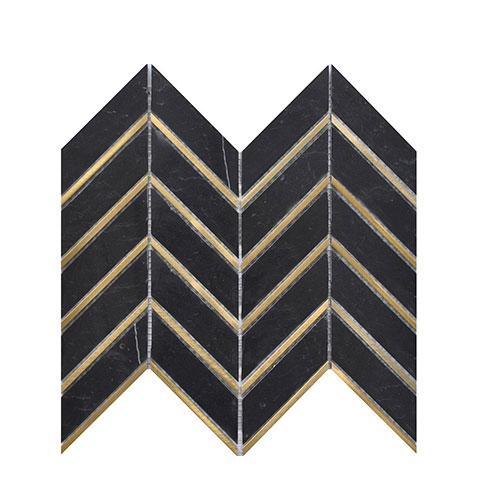 Mosaic Tile 257*300 - LAY760-B